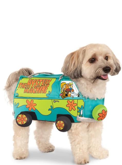 Disfraz de la Máquina del misterio Scooby Doo para perro