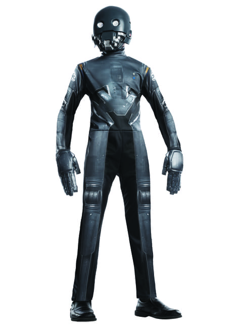 Fato de K-2SO Star Wars Rogue One classic infantil