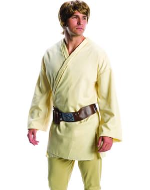 Peruca de Luke Skywalker Star Wars para homem