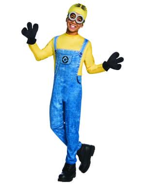 Maskeraddräkt Minion Dave Gru 3 Dumma mej för barn