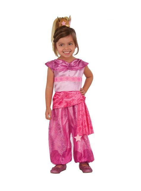 Disfraz de Leah Shimmer and Shine para niña