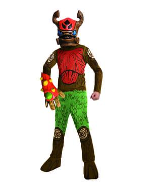 Skylanders Tree Rex Kostyme for gutter