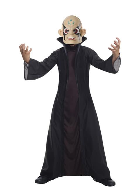 Maskeraddräkt Kaos Skylanders barn