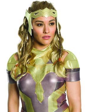 Perucă Regina Hippolyta Secret Wishes Wonder Woman pentru femeie
