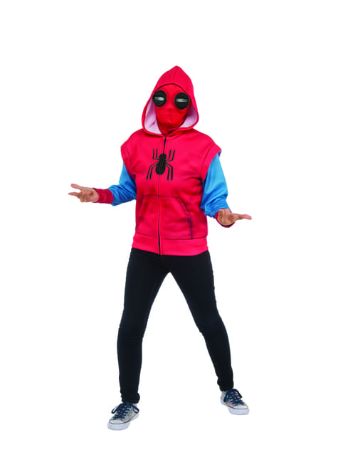 Sweatshirt Spiderman Homecoming für Jungen
