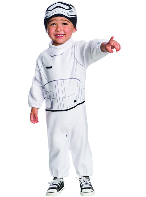 Star Wars: The Force Awakens Stormtrooper Kostuum voor baby's
