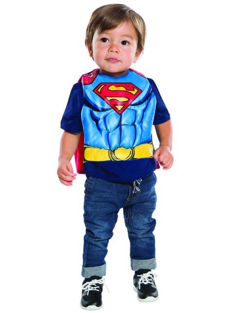 Kit disfraz de Superman para bebé
