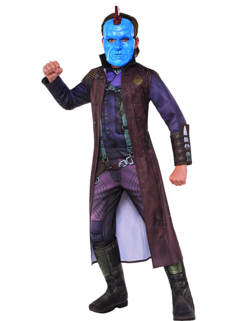 Guardians of The Galaxy 2 Deluxe Yondu Costume for Kids