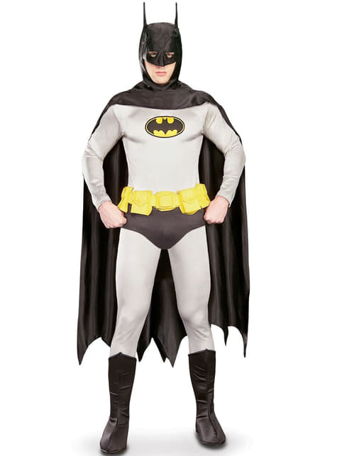 Supreme Batman 1966 costume for men