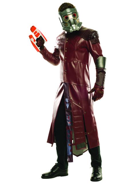 Star Lord Guardian of the Galaxy 2 Great Heritage Kostuum voor mannen