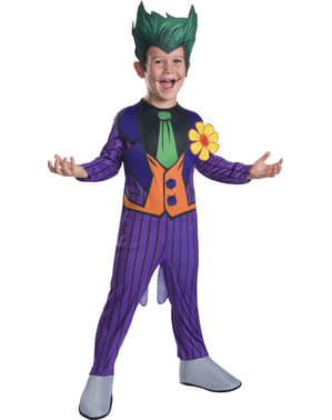 Deluxe Joker costume for boys