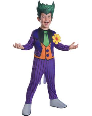 Maskeraddräkt Joker deluxe barn