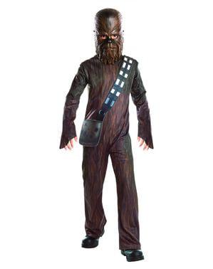 Chewbacca Sar Wars Episode VII Kostüm für Kinder