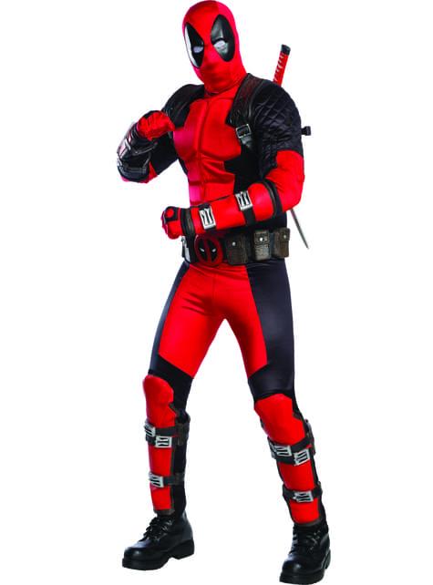Disfraz de Deadpool Grand Heritage para adulto