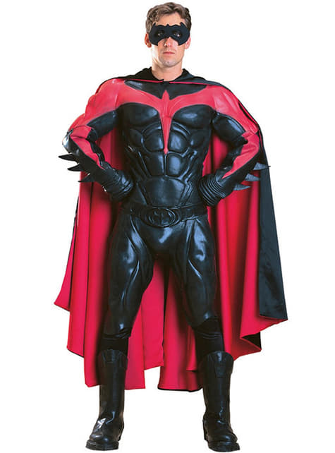Robin Batman and Robin 1997 Grand Heritage costume for men