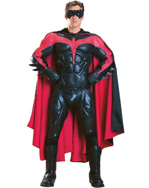 Pánský kostým Robin Batman a Robin 1997