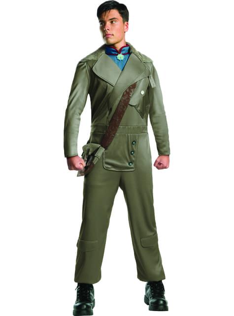 Wonder Woman Deluxe Steve Trevor costume for men