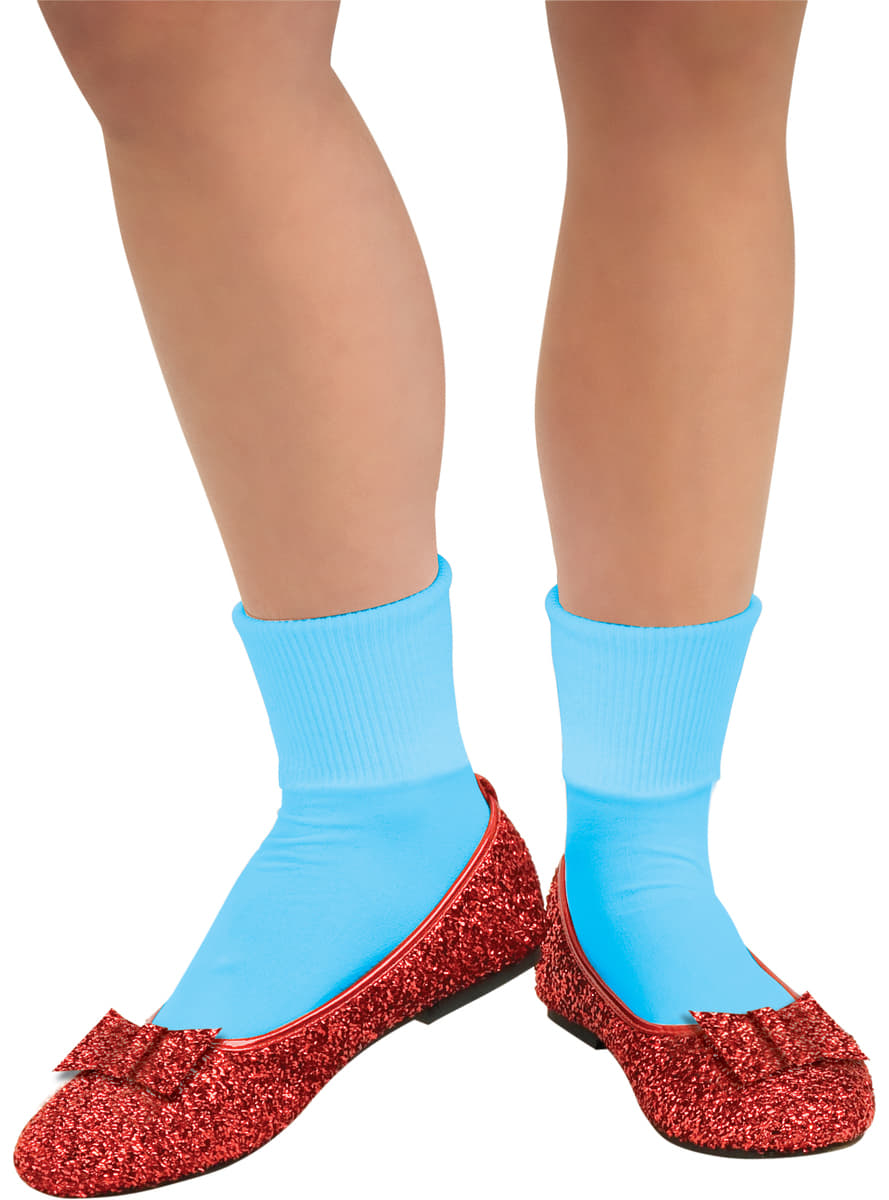 Wizard of oz dorothy shoes