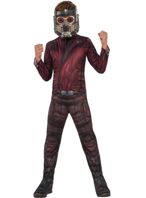 Guardians of The Galaxy 2 Star Lord Costume for a child