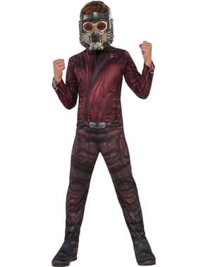 Disfraz de Star Lord Guardianes de la Galaxia 2 para niño