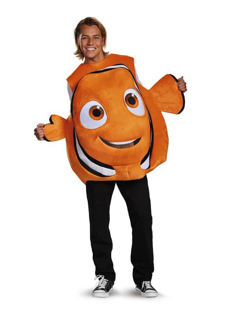 Disfraz de Nemo Buscando a Nemo para adulto