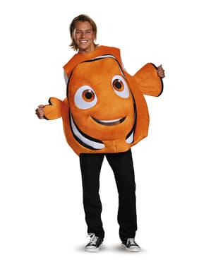 Fato de Nemo À Procura de Nemo para adulto