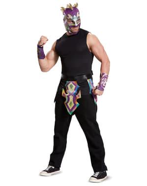 Erkekler için Kalisto WWE kostümü