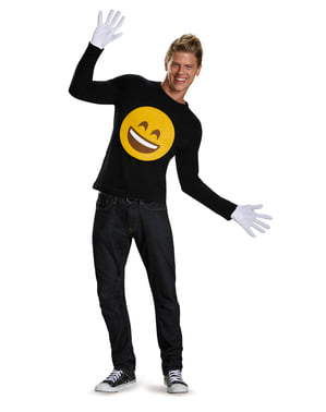 Smiley emoticon kit for adults