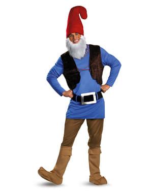 דוד את תחפושת Gnome למבוגרים