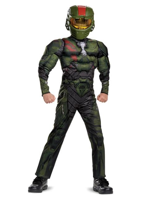Disfraz de Jerome classic Halo Wars 2 para niño