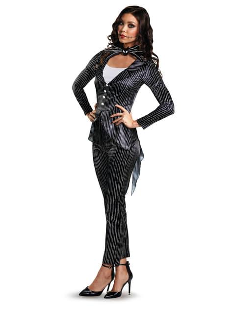 Jack Skellington Nightmare Before Christmas costume for women