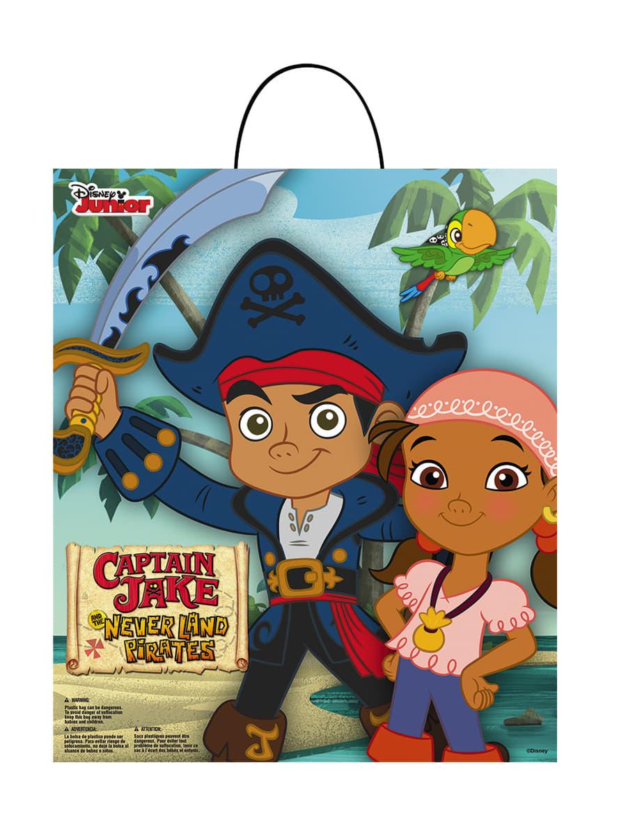 Sac jake et les pirates du pays imaginaire livraison 24h - Jake et les pirates ...