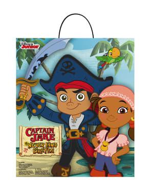 Bolsa básica Jake y los piratas del País de Nunca Jamás