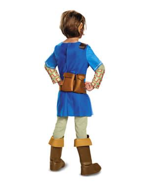 Disfraz de Link deluxe Breath Of The Wild deluxe para niño