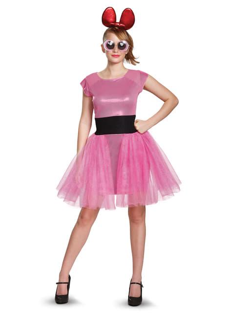 Blossom Powerpuff Girls Kostüm Für Damen 24h Versand Funidelia