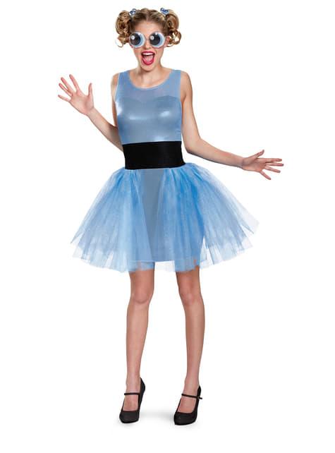 Disfraz de Burbuja Las Supernenas para mujer