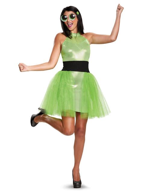 Disfraz de Cactus Las Supernenas para mujer