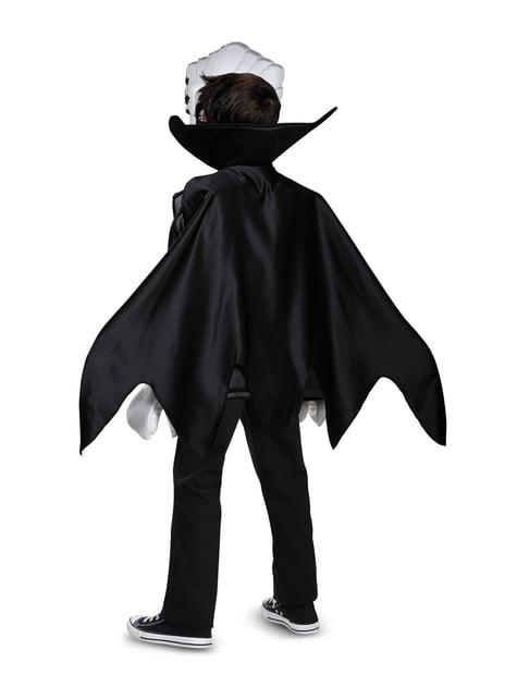 Kostium wampir Lego dla chłopca