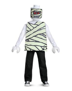 Disfraz de momia Lego infantil