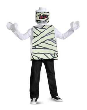 Lego mummie kostuum voor kinderen