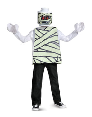 Lego Mummy costume for Kids