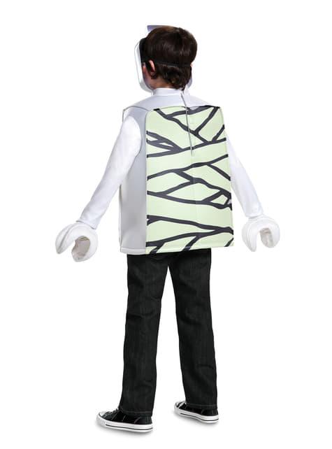 Kostium mumia Lego dla dzieci
