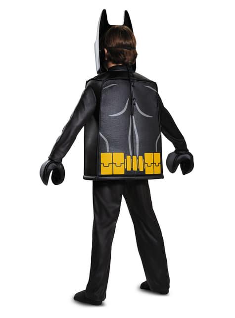 Disfraz de Batman La Lego Película deluxe para niño - original