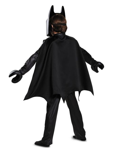 Disfraz de Batman La Lego Película deluxe para niño - traje