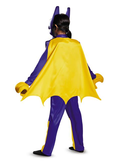Strój Batgirl Batman Lego film deluxe dla dziewczynki