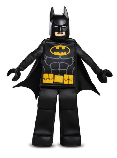 Déguisement Batman Lego Le film prestige enfant