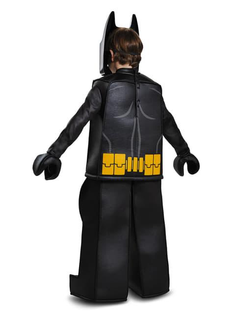 Disfraz de Batman La Lego Película prestige para niño - Halloween