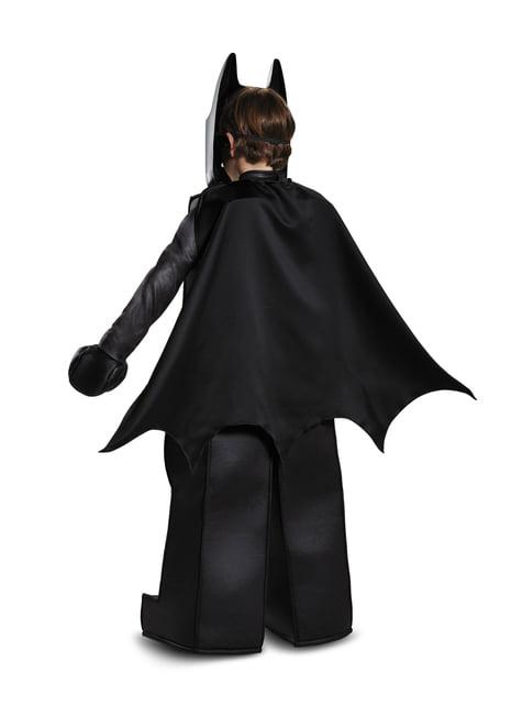 Disfraz de Batman La Lego Película prestige para niño - Carnaval
