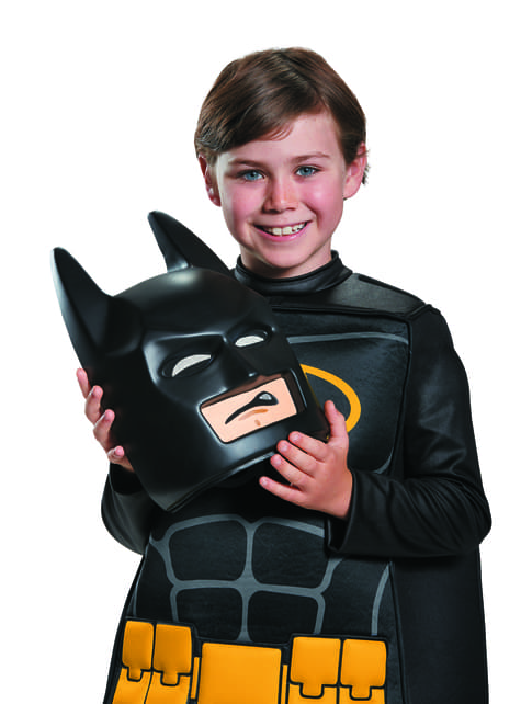 Disfraz de Batman La Lego Película prestige para niño - barato