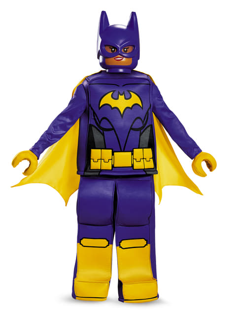 Disfraz de Batgirl Batman La Lego Película prestige para niña - niña